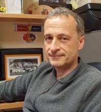 Prof. Alberto Tommasini, immunologo pediatra presso la Clinica Pediatrica e il laboratorio di pediatria